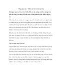Viêm giác mạc – Điều trị sớm để tránh mù lòa