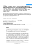 """Báo cáo y học: """" NeMeSys: a biological resource for narrowing the gap between sequence and function in the human pathogen Neisseria meningitid"""""""