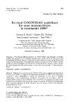 """Báo cáo khoa hoc:"""" Revised COGNOSAG guidelines for gene nomenclature in ruminants """""""