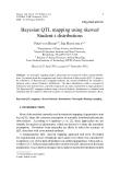 "Báo cáo khoa hoc:""Bayesian QTL mapping using skewed Student-t distributions"""