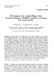 """Báo cáo sinh học: """"Strategies for controlling rates of inbreeding in MOET nucleus schemes"""""""