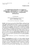 """Báo cáo sinh học: """" A reparameterization to improve numerical optimization in multivariate REML (co)variance component estimation"""""""