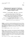 """Báo cáo sinh học: """"Chromosomal  analysis of embryos produced by artificially inseminated superovulated cattle"""""""
