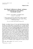 """Báo cáo sinh học: """"On biased inferences about variance components in the binary threshold model"""""""