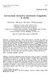"""Báo cáo sinh học: """" Autosomal recessive myotonia in sheep"""""""