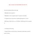 Bài 3. LUYỆN TẬP: THÀNH PHẦN NGUYÊN TỬ