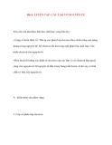 Bài 6. LUYỆN TẬP: CẤU TẠO VỎ NGUYÊN TỬ