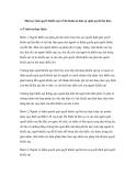 Thủ tục Giải quyết khiếu nại về thi hành án dân sự (giải quyết lần hai)