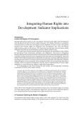 Human Rights Indicators in Development phần 5