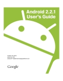 Anroid 2.2 user guide