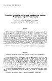 """báo cáo khoa học: """"Nouvelles  précisions sur  de groupes  la carte génétique du sanguins B des bovins  système"""""""