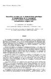 """báo cáo khoa học: """"Nouvelles données  sur  le déterminisme  génétique  et épigénétique de la monogénie chez le crustacé isopode terrestre Armadillidium vulgare Latr"""""""