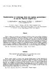 """báo cáo khoa học: """"Dissémination et voisinage chez une espèce gynodioïque : le cas de Thymus vulgaris (L.)"""""""