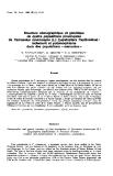 """báo cáo khoa học: """"Structure démographique et génétique de quatre populations provençales de Pamassius mnemosyne (L.) (Lepidoptera Papilionidae) isolement et polymorphisme dans des populations « menacées »"""""""