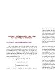 ĐỘNG LỰC HỌC BIỂN - PHẦN 3 - THỦY TRIỀU - CHƯƠNG 3
