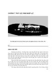 Thủy văn học và phân tích vùng ngập lụt ( ĐH Quốc Gia Hà Nội ) - Chương 7