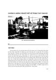Thủy văn học và phân tích vùng ngập lụt ( ĐH Quốc Gia Hà Nội ) - Chương 9