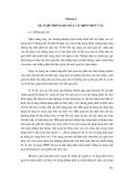 CÁC PHƯƠNG PHÁP THỐNG KÊ TRONG THUỶ VĂN - CHƯƠNG 6