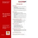 báo cáo kinh tế tài chính tháng 8/2011