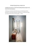 Mẫu thiết kế phòng tắm đẹp với diện tích nhỏ