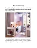 10 mẫu phòng bếp được ưa thích