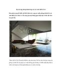 Bộ sưu tập phòng khách đẹp của các nhà thiết kế trẻ