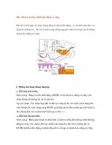 Bảo dưỡng hệ thống nhiên liệu động cơ xăng
