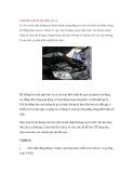 Bộ tản nhiệt của xe Gỉ sét và bùn đặc