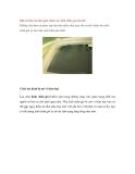 Một số thao tác đơn giản chăm sóc kính chắn gió trên ôtô