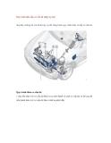 Quy trình tháo lắp cơ cấu lái (hộp tay lái)
