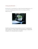 Sử dụng gương chiếu hậu ôtô