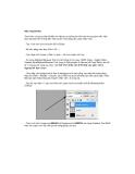 Giáo trình hình thành hệ thống ứng dụng bộ lọc brush tip set theo tweened animation p8