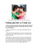 9 khám phá thú vị về tình yêu