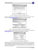 Tài liệu hướng dẫn giảng dạy  Hình 7.43 – Giao diện gởi các thông tin tạo