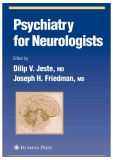 Psychiatry for Neurologists - part 1