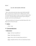 BÀI 10 : GIA TỐC CHUYỂN ĐỘNG TRÒN ĐỀU