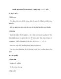 Bài 46. ĐỊNH LUÂT CHARLES – NHIỆT ĐỘ TUYỆT ĐỐI