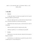 Bài 54 : SỰ CHUYỂN THỂ – SỰ NÓNG CHẢY và SỰ ĐÔNG ĐẶC