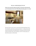 Mộc mạc với phòng bếp phong cách rustic