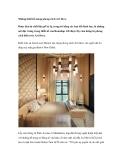 Những thiết kế mang phong cách Art Deco