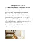 Những kiểu nội thất đơn giản mà sang trọng
