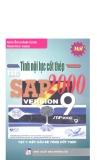Tính nội lực cốt thép bằng SAP 2000 version 9 tập 1 part 1