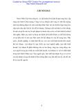 Vấn đề lợi nhuận và bản chất của lợi nhuận trong sự phát triển của nền Kinh Tế nước ta hiện nay
