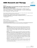 """Báo cáo y học: """"HLA-Cw*04 allele associated with nevirapine-induced rash in HIV-infected Thai patients"""""""