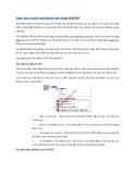 Cách nén và giải nén tập tin nén bằng WinRAR