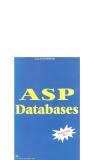 ASP Databases part 1