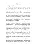 Phân tích báo cáo tài chính ở Techcombank – thực trạng và giải pháp