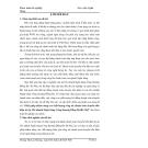Giải pháp nhằm nâng cao chất lượng công tác thanh toán tại Ngân hàng Công thương Hà Nội