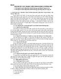 GIẢI QUYẾT CÁC TRANH CHẤP KINH DOANH THƯƠNG MẠI - PHẦN THANH TOÁN QUỐC TẾ