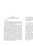 Giáo trình bảo vệ môi trường  - Phần 1 Bảo vệ khí quyển - Chương 3